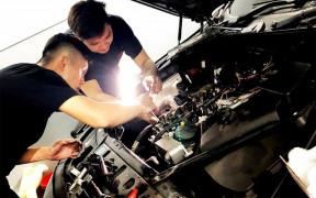 Sửa chữa động cơ ô tô