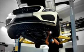 Sửa chữa gầm xe ô tô