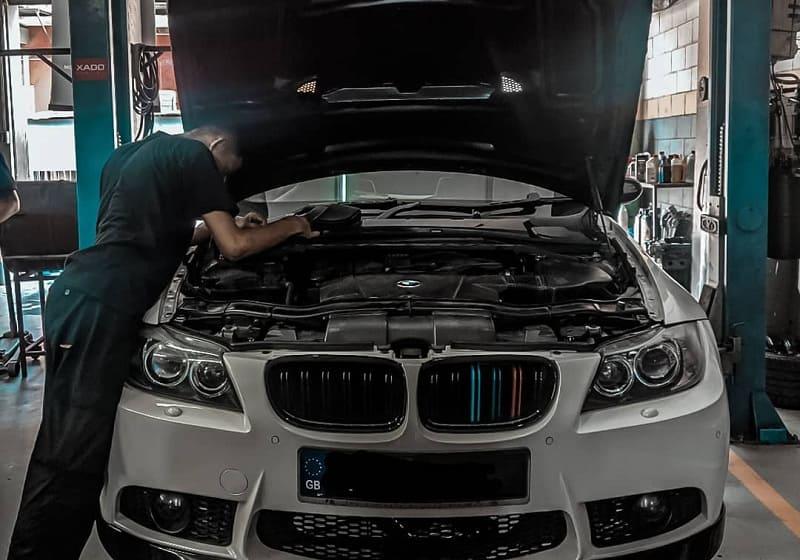 Garage sửa chữa xe BMW tại TPHCM, chuyên sâu và chuyên nghiệp
