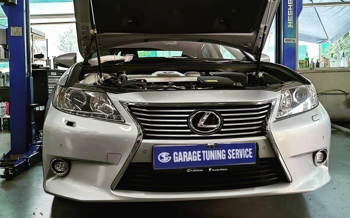 Garage chuyên sửa chữa xe Lexus tại TP.HCM Uy tín và giá tốt