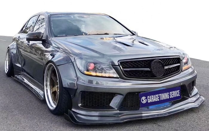 Garage độ Mercedes chuyên nghiệp tại TP.HCM | Giá tốt, bảo hành lâu