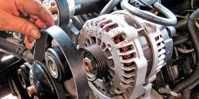Máy phát điện ô tô: Cấu tạo, nguyên lý, kiểm tra và sửa chữa
