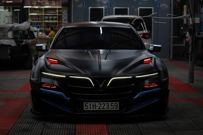 Độ xe VinFast: Tìm hiểu chi tiết các phiên bản Fadil, Lux, President