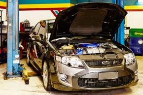 Gara chuyên sửa xe Ford tại TPHCM: dịch vụ chuyên sâu giá rẻ