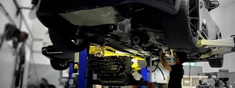 6 hư hỏng trên thước lái ô tô thường gặp và cách khắc phục
