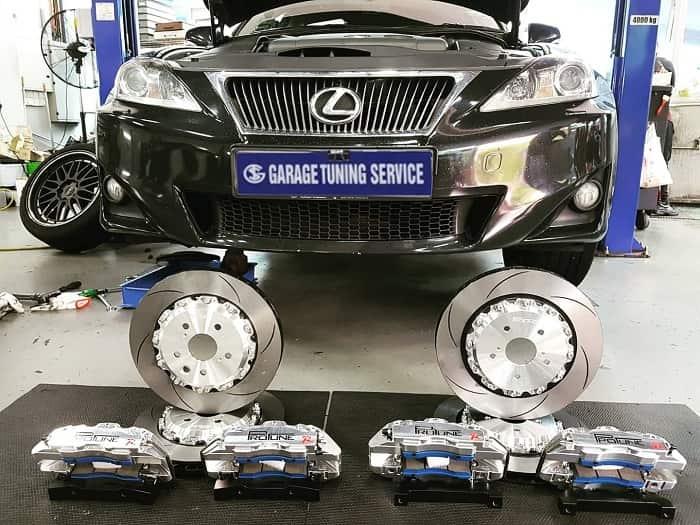 Tại sao khách hàng chọn Garage Tuning Service là điểm đến sửa chữa xe Lexus