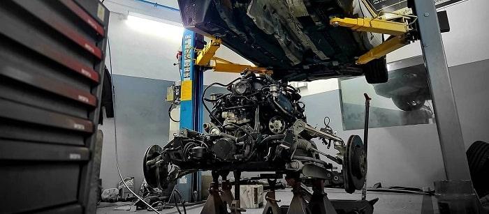 Các dịch vụ sửa ô tô Lexus tại Tuning Garage