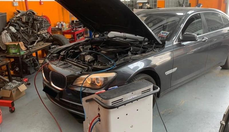 Những hư hỏng thường gặp trên xe BMW mà bạn cần lưu ý