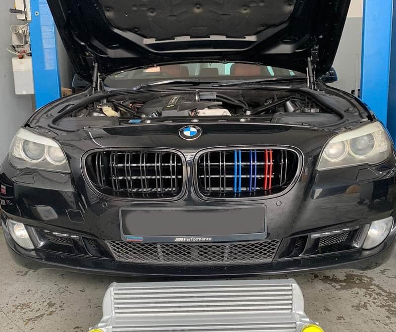 Chi phí sửa xe BMW luôn đi đôi với chất lượng