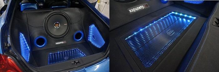 Những loại loa tốt dùng để độ âm thanh xe hơi