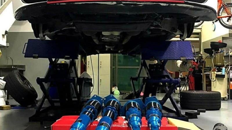 Độ body kits xe ô tô