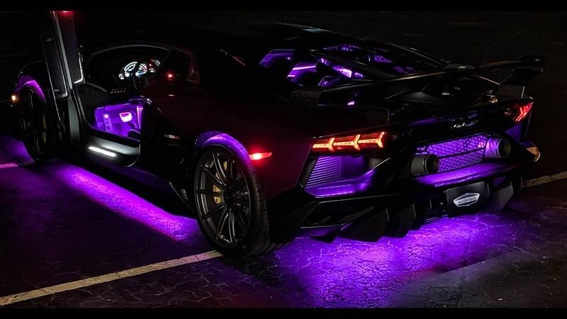 Độ đèn xe ô tô hiện nay