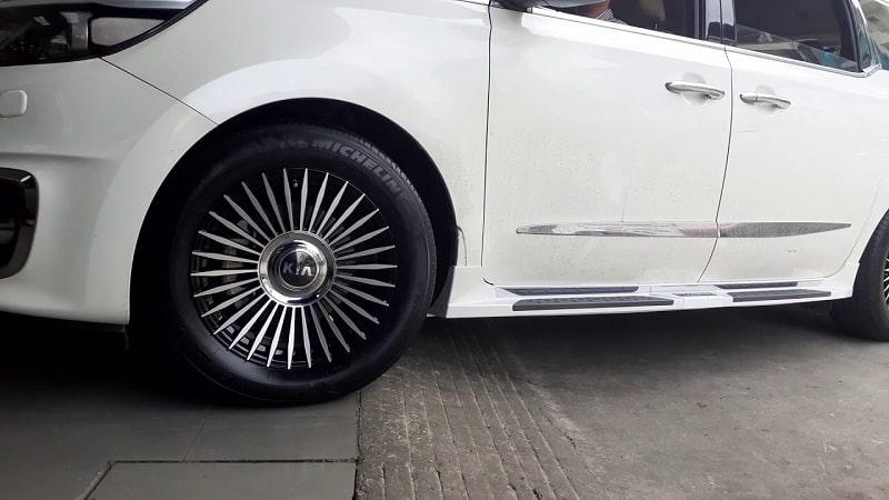 Mâm ô tô kích thước 16-inch 4 hoặc 5 lỗ