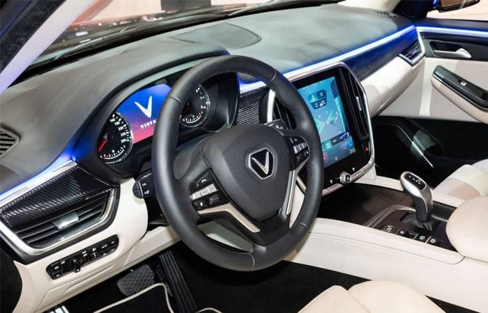 Gara độ nội thất ô tô đẹp tại TPHCM – tiêu chuẩn cao
