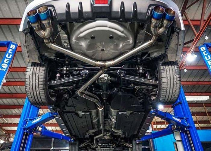 Nên độ ống xả ô tô hay không?