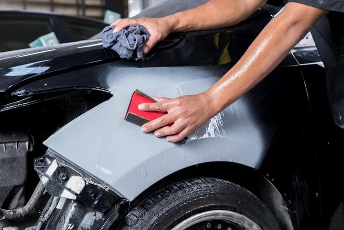 Cách tìm một garage đồng sơn xe ô tô uy tín tại TP.HCM