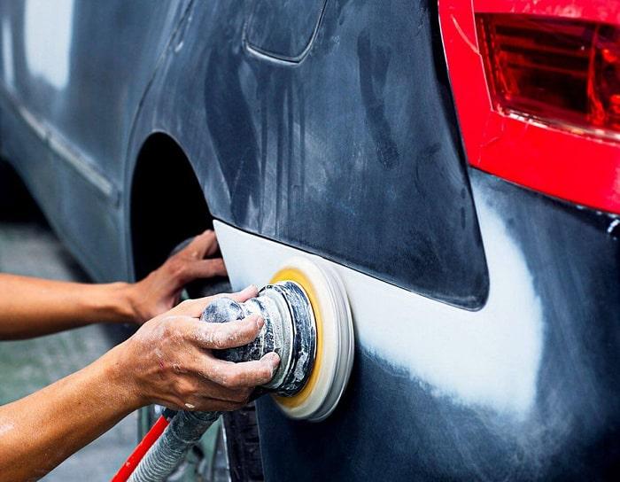 Các dạng hư hỏng bề mặt cần sử dụng dịch vụ đồng sơn xe ô tô?