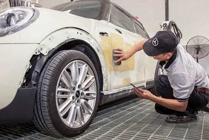 Garage Tuning Service - Địa chỉ đồng – sơn ô tô uy tín