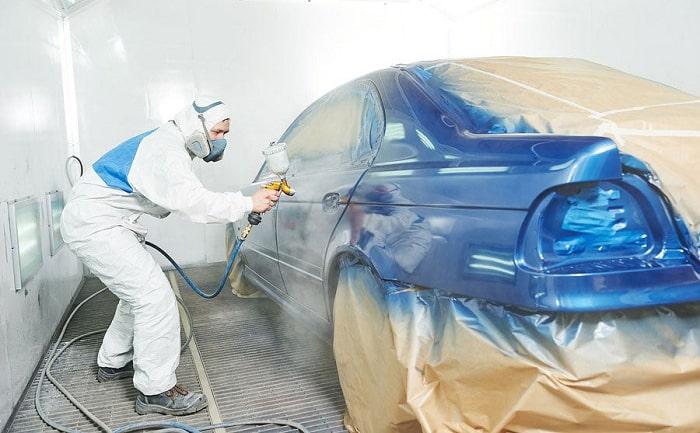 Đồng sơn ô tô tốt là như thế nào?