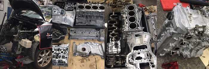 Lựa chọn đại tu động cơ ô tô