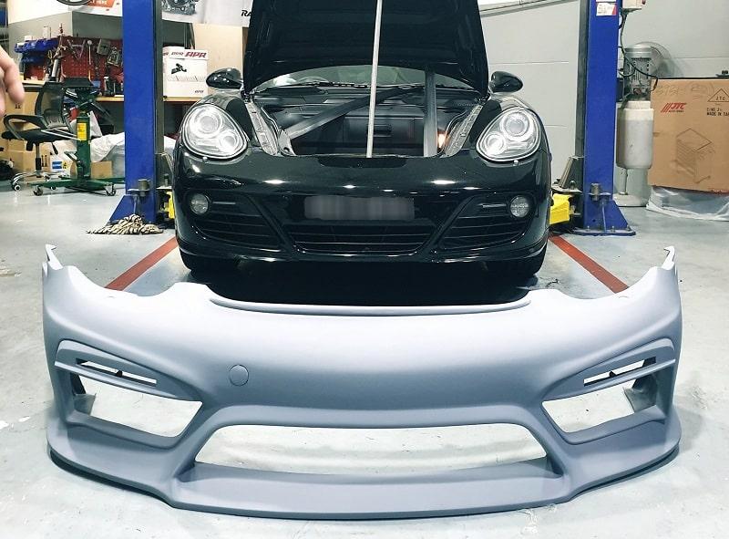 Điểm đến nâng cấp, độ xe ô tô chuyên nghiệp tại tp.HCM