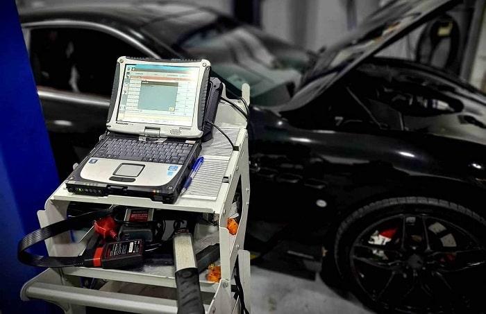 Gara sửa chữa điện ô tô chuyên sâu tại TPHCM