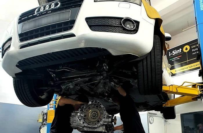 Điểm mạnh khi sửa chữa hộp số ô tô tại Tuning Garage