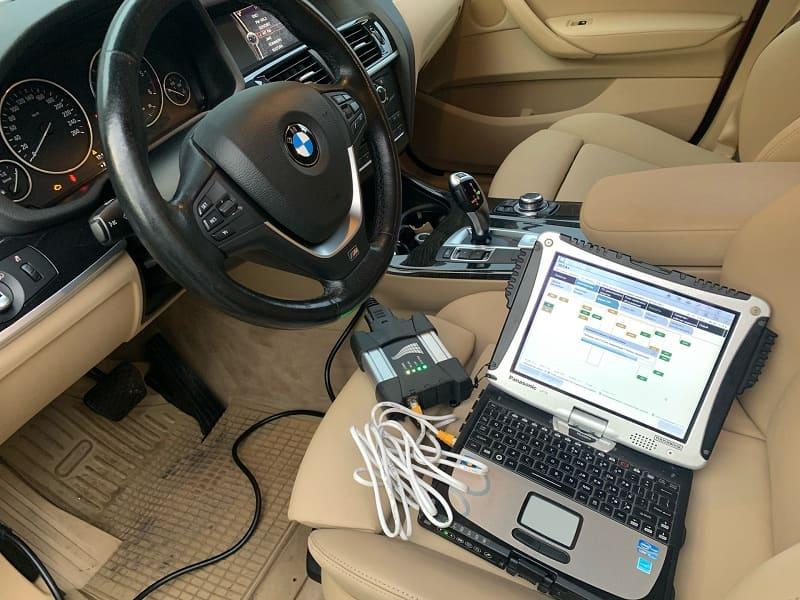 Garage bảo dưỡng và sửa chữa xe BMW uy tín tại TP.HCM