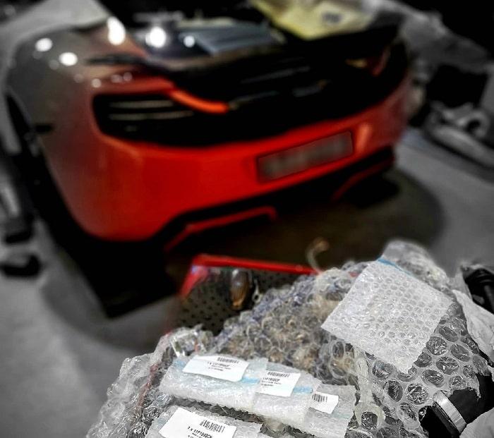 Quy trình bảo dưỡng xe ô tô Ferrari như thế nào?