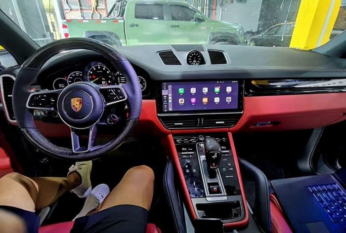 Dòng xe ô tô cao cấp Porsche