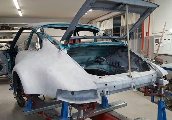 Những gói sửa chữa xe Porsche tại Tuning Service