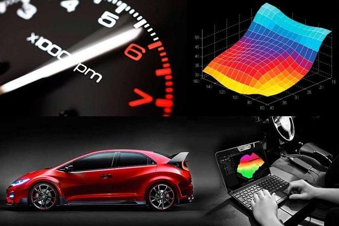 Phương pháp nâng cấp công suất động cơ ô tô