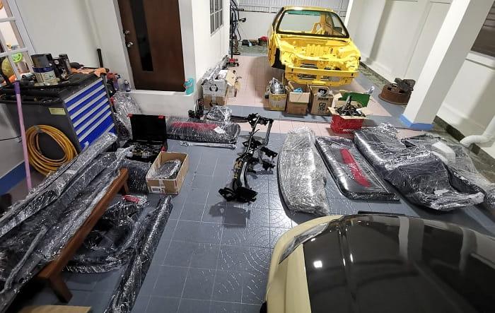 garage độ nâng đời xe tại TP.HCM chuyên nghiệp và uy tín nhất