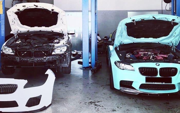 Thời điểm nào cần sửa chữa động cơ ô tô?