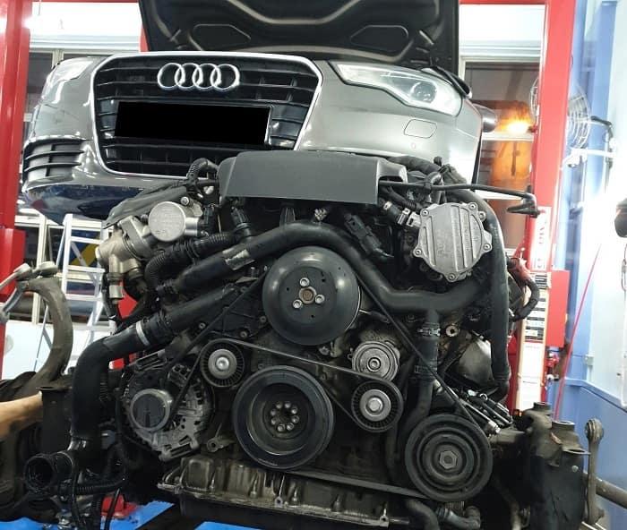 Những dịch vụ sửa chữa động cơ ô tô tại Tuning Service