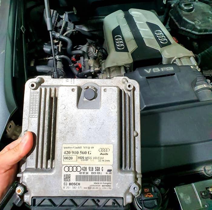 Garage Sửa chữa động cơ ô tô uy tín tại TP.HCM – Tuning Service