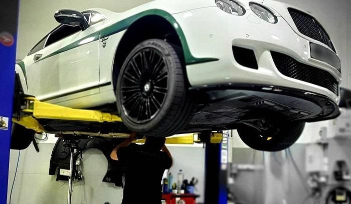 Bảo dưỡng động cơ ô tô để chúng luôn hoạt động mạnh mẽ