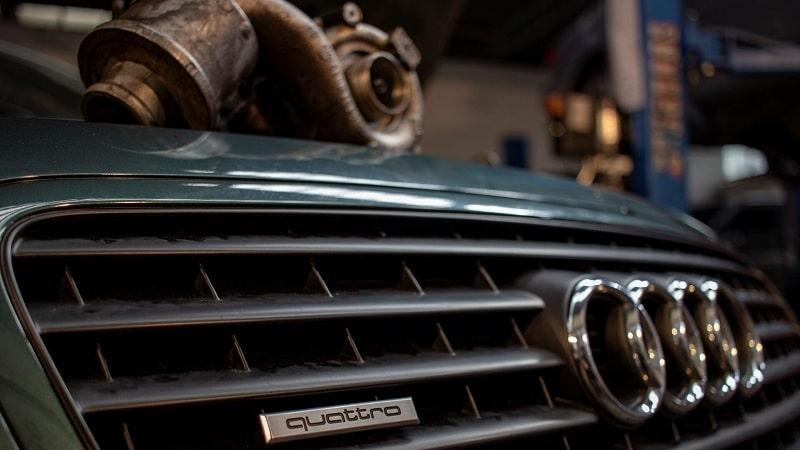Sửa chữa xe ô tô Audi ở đâu tại tphcm